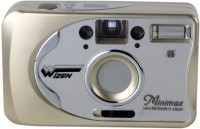 Pixtek Minimax Point & Shoot Camera(Gold)