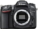 Nikon D7100 DSLR Camera (Body only) (Bla...