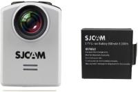 SJCAM sjcamm20 _002_Battery Lens f  2.99mm     Camcorder Camera(Silver)
