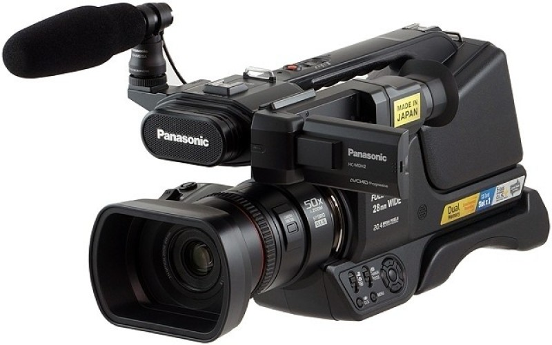 Panasonic HC-MDH2M Full-HD Camcorder (Black)