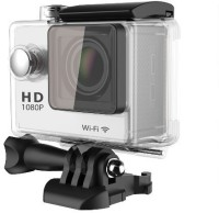 IRB W9 WIFI Sports & Action Camera(Silver)