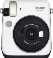 Fujifilm Instax Mini 70 Instant Camera (White)(White)