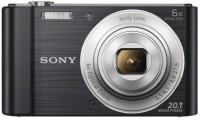 Sony DSC-W810 Point & Shoot Camera(Black)