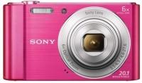 Sony DSC-W810 PC Point & Shoot Camera(Pink)