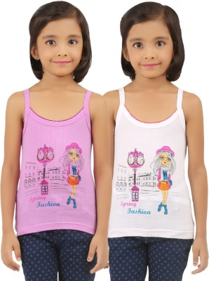 Vica Pota Camisole For Girls(Purple)