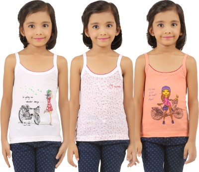 Vica Pota Camisole For Girls(Orange)