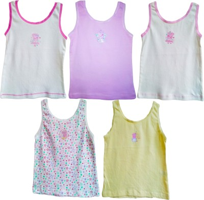 Instyle Camisole For Girls(Multicolor)