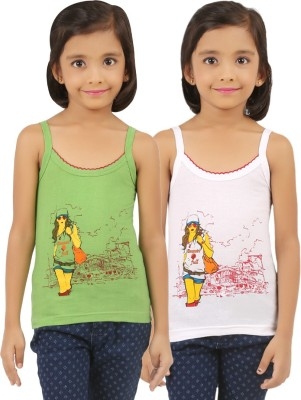 VICA POTA Camisole For Girls(Multicolor)