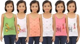 Vica Pota Camisole For Girls(Multicolor)