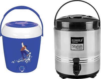 Carry Can Cooler(Blue, steel)