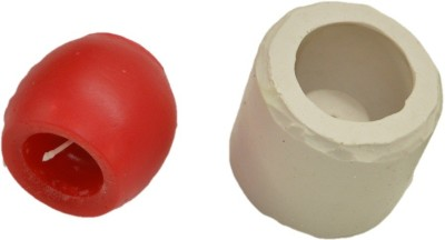 Niral Industries Regular Silicone Candle Moulds