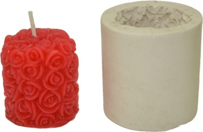 Niral Industries Mirror Polished Silicone Candle Moulds