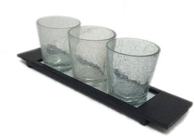 Yudezine Regular Glass Candle Moulds