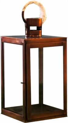 Exquisite Lantern - Medium Copper 9 - Cup Candle Holder