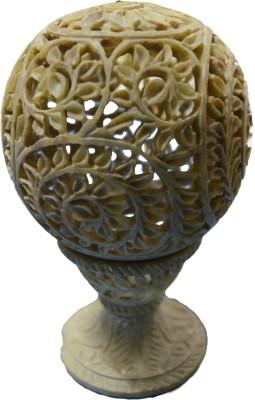 Artist Haat Stoneware Tealight Holder