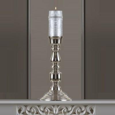 Elvy Aluminium 1 - Cup Candle Holder
