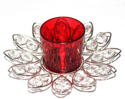 E Soft Crystal Tealight Holder