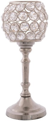 Being Nawab Love Moments Oval Crystal 1 - Cup Tealight Holder