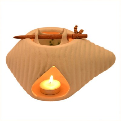 Toygully Ceramic Candle Holder