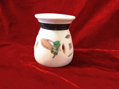 POOJA GHAR Ceramic Tealight Holder