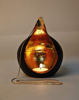 Being Nawab 2 in 1 Hanging and Table Iron 1 - Cup Tealight Holder