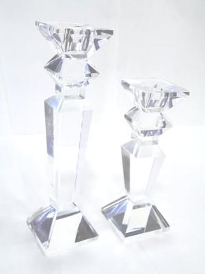 Eventz Gifts Crystal Tealight Holder Set