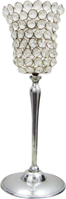 Decor Tattva Inc. Crystal 1 - Cup Candle Holder