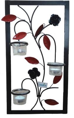Litstick Iron 3 - Cup Tealight Holder