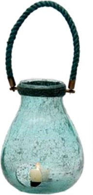 Shilpm Glass Tealight Holder