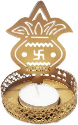Shagun For You Kalash Brass 1 - Cup Tealight Holder