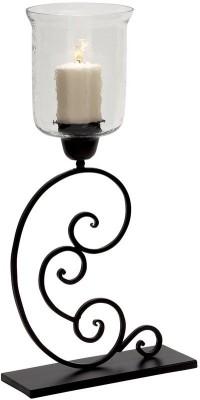 Kala Bhawan Candleholder Modern Glass 1 - Cup Candle Holder