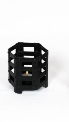 Artlivo Iron 1 - Cup Candle Holder