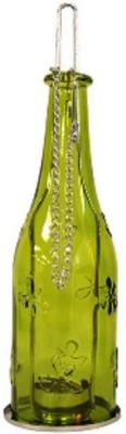 Toygully Glass Tealight Holder