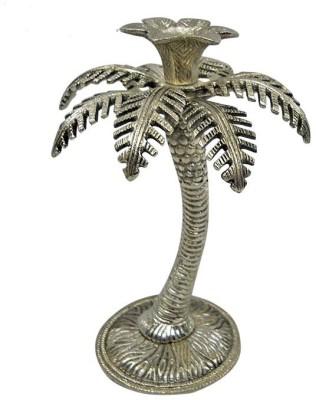 Jupiter Elite Tree Aluminium 1 - Cup Candle Holder
