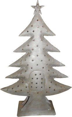 MCB Exports Christmas Tree Iron 1 - Cup Tealight Holder
