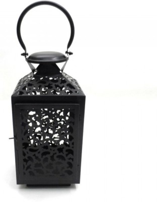 Indian Reverie Iron Candle Holder