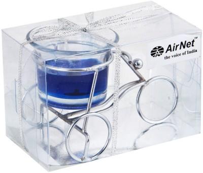Airnet Festival Gift Steel Tealight Holder Set