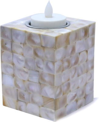 Angels Choice Marble 1 - Cup Candle Holder