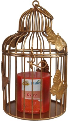 Litstick Iron 1 - Cup Candle Holder