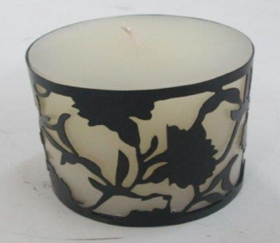 Marque Impex MI0005 Iron 1 - Cup Candle Holder