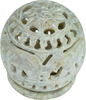 Narbman Desert Lifestyle Marble 1 - Cup Tealight Holder