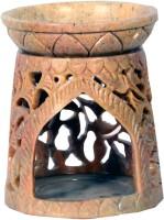 """Avinash Handicrafts Oil Burner 3.5"""" Stoneware 1 - Cup Tealight Holder(Multicolor, Pack of 1)"""
