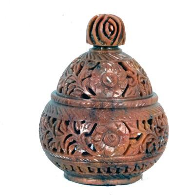 Avinash Handicrafts Stoneware 1 - Cup Candle Holder