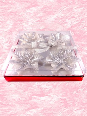Bagrab Floating Flower Candles - Gift Pack Candle