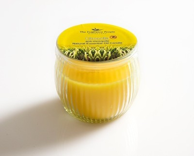 The Fragrance People Anti Mosquito Small Jar Candle