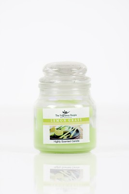 The Fragrance People Small Jar Lemongrass Candle