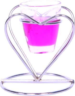 My Art Romantic Pink Candle