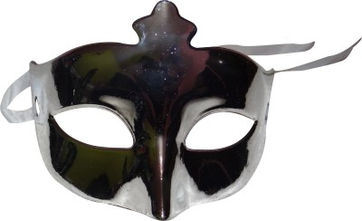 Home Shop Retails Silver Color Party Eyes Mask Candle