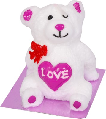 DCH Cute Scented Teddy Candle