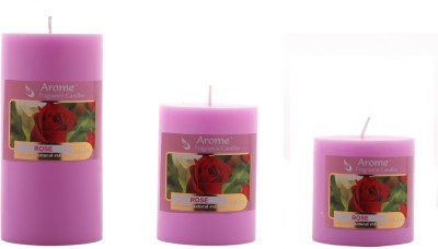ANA Arome Pillar Candle
